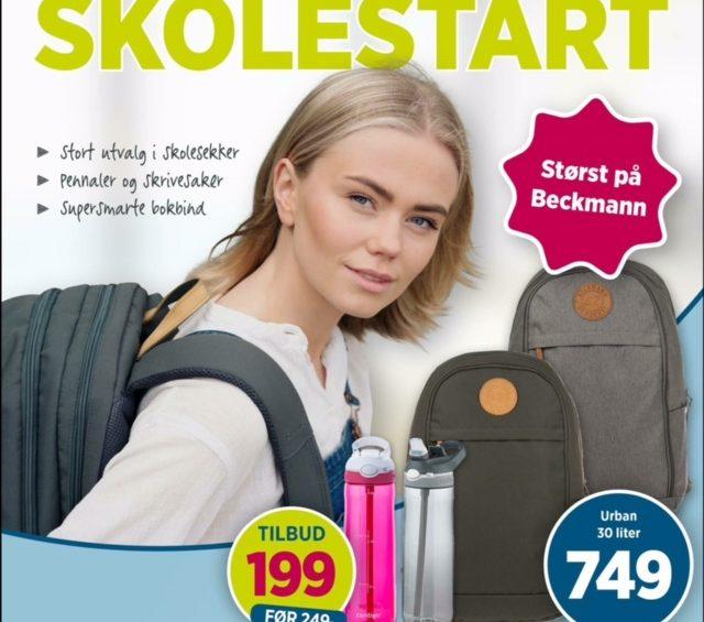 Endelig skolestart! Hos Norli Bokhandel finner du det du trenger til en god start.
